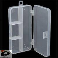 Коробка ЕТ Twister Box 4 отдела (13х6.5х2.5см) 99-162