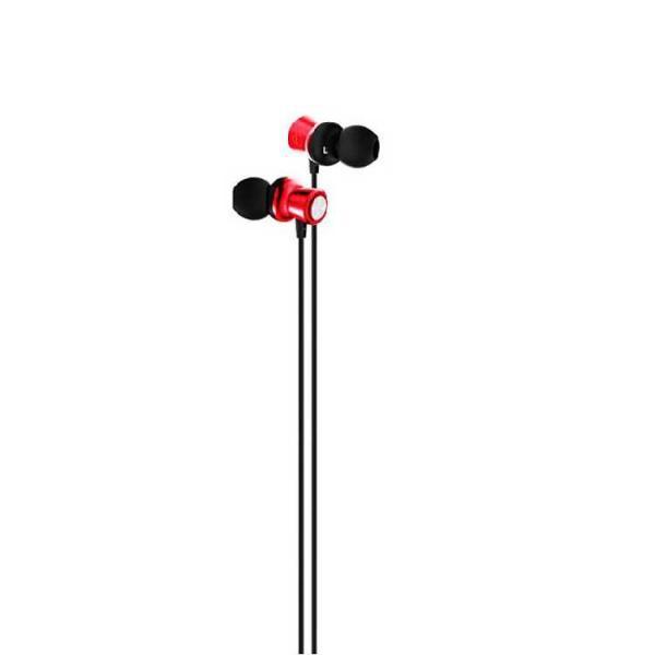 Вакуумні навушники Melody REB-A01 red Recci CC100034