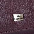 Гаманець жіночий Desisan Shi305-339, шкіряний, бордовий, фото 7
