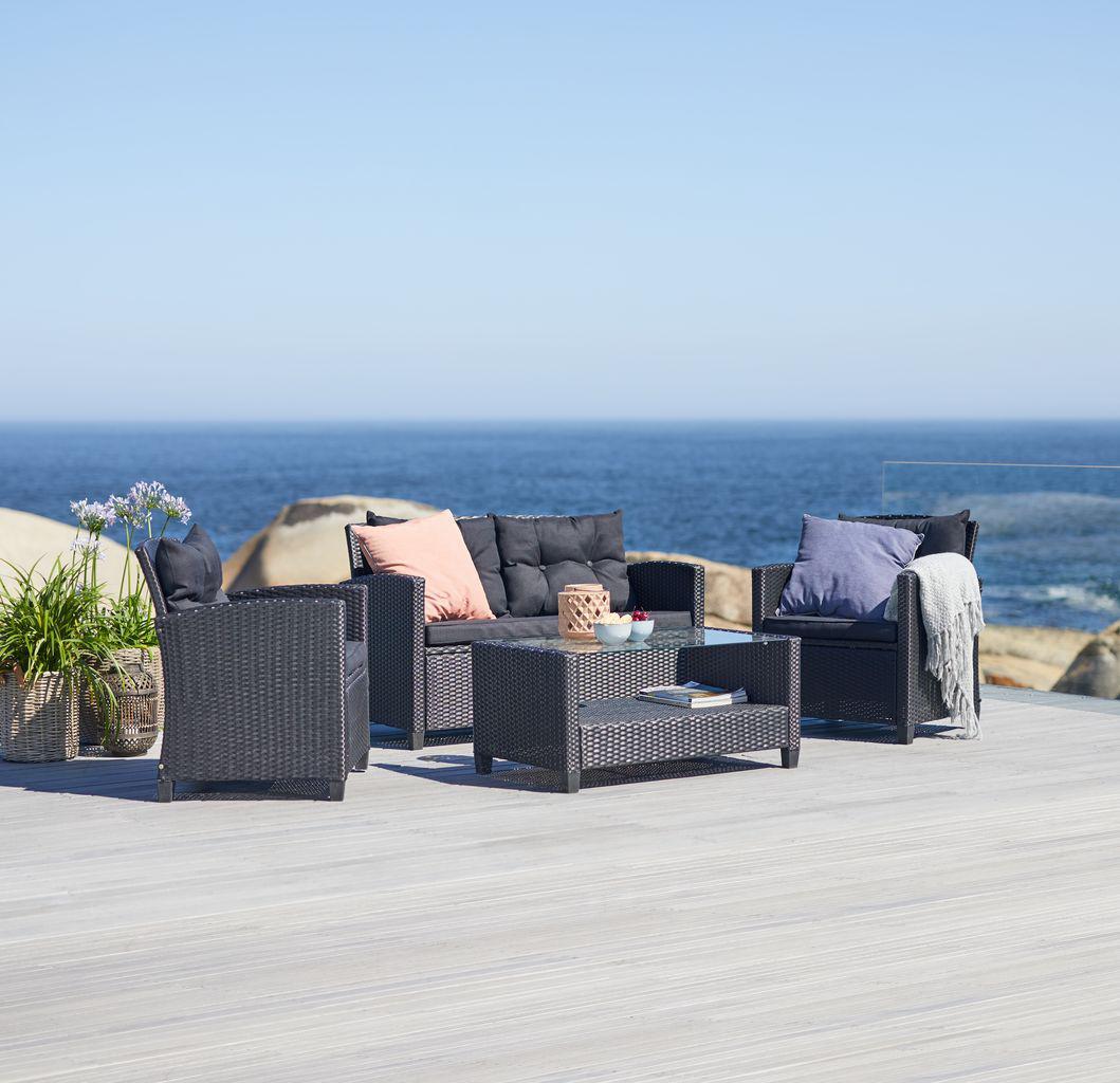 Комплект мебели 4-местный