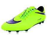 Бутсы футбольные Nike Hypervenom Phatal FG  р. 47 599075-758, фото 3