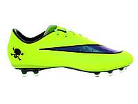 Бутсы футбольные Nike Hypervenom Phatal FG 599075-758, фото 1