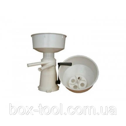 Сепаратор-маслобойка РЗ-ОПС-М с ручным приводом, фото 2