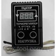 Терморегулятор МТР-2 двох пороговий цифровий