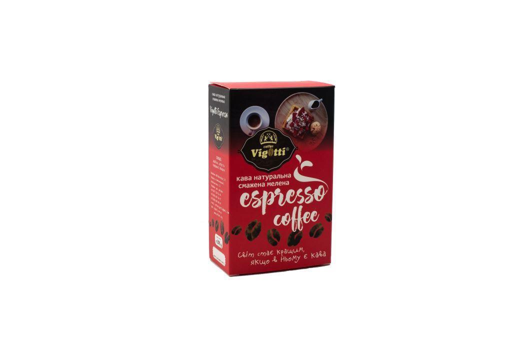 "Кава ""Vigotti Espresso Coffee"" 250 g"