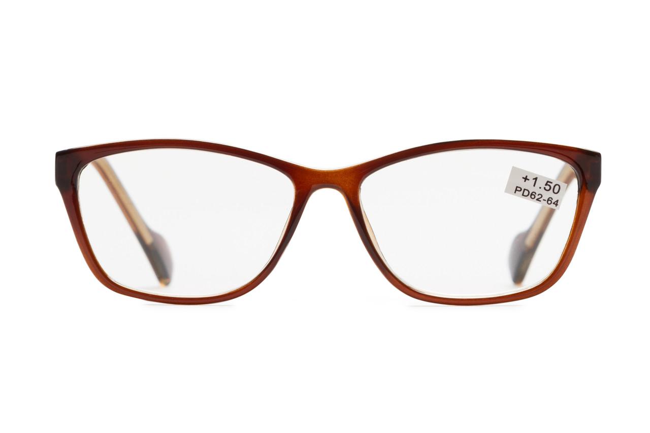 Очки с диоптриями пластиковые (П0035 col 002)