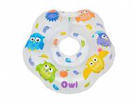 Круг для купания малышей Roxy-kids Owl