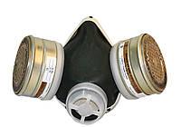 Спецодежда респиратор пылегазоаэрозольный РУ-60М марка А1Р1, В1Р1, К1Р1, фильтры заменные