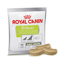 Royal Canin Educ Canine - Лакомство поощрение при обучении и дрессировке щенков и взрослых собак всех пород