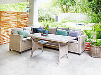 Комплект мебели из искусственного ротанга 6-местный