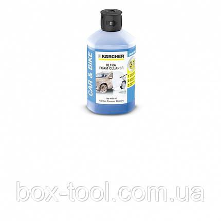 Активная пена Ultra Foam для бесконтактной мойки 3-в-1, 1 л, фото 2