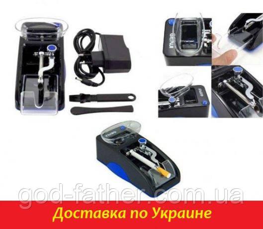 Машинка для набивки сигаретных гильз полуавтоматическая