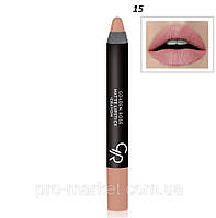 Губная помада-карандаш Matte Lipstick Crayon Тон №15