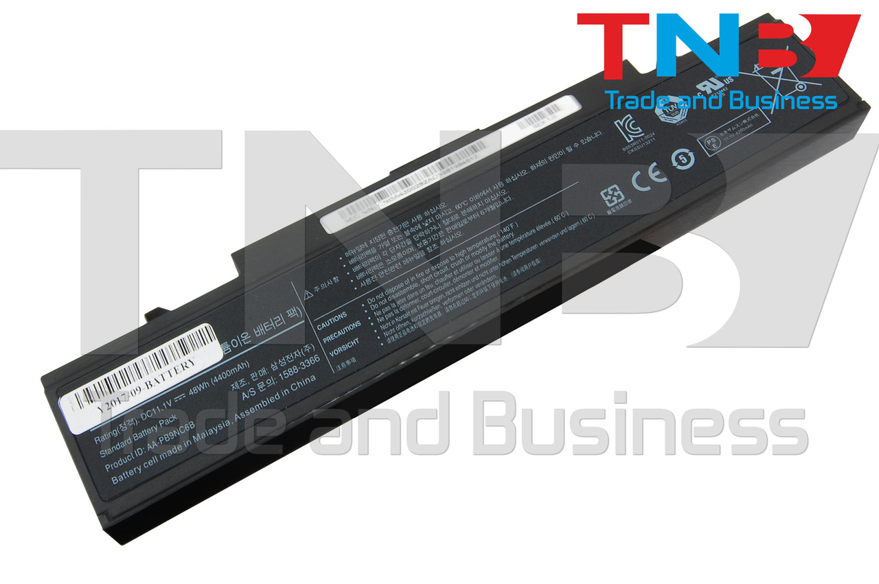 Батарея SAMSUNG NP300E4AI 11,1V 4400mAh оригинал