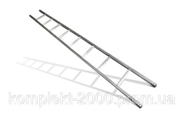 лестница металлическая на чердак