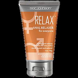 Расслабляющий спрей для анального секса Doc Johnson RELAX Anal Relaxer (56 гр)