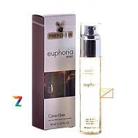 Calvin Klein Euphoria men edt - Pheromone Tube 45ml