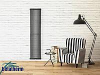 Дизайнерский вертикальный радиатор Quantum 2 Betatherm Вертикальные, 1800, 85, 50, Низ, 1500, Дизайнерские, 405