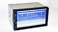 Автомагнитола 2din Pioneer 7024 - Bluetooth + Пульт на Руль (4x45W)