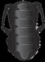 Защита спины Destroyer -шесть жёстких подвижных полипропиленовых пластин