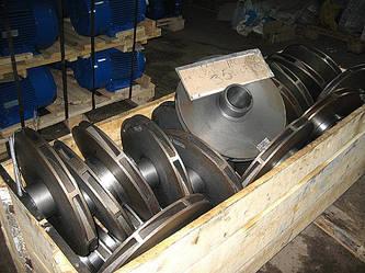 Запасные части и комплектующие к насосам ЦНС