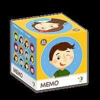 Настольная игра Мемо Эмоции Dodo