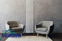 Дизайнерский вертикальный радиатор Quantum 2 Betatherm