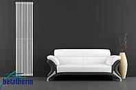 Вертикальный дизайнерский радиатор Praktikum 2 1800/425 Betatherm
