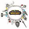 """Браслет с множеством подвесок """"World Of Warcraft"""" (Варкрафт)"""