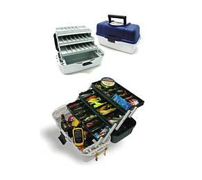 Ящик 3х-полочный Aquatech 2703 съемные перегородки, фото 2