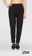 """Женские брюки черные высокого качества, летний вариант одежда от производителя TM """"zomak"""""""