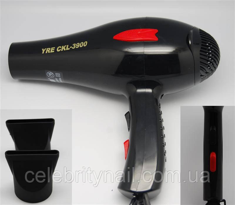 Фен для волос YRE-3900, 1800 Вт