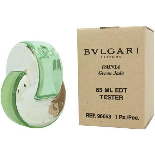 Тестер женский Bvlgari Omnia Green Jade, 65 мл