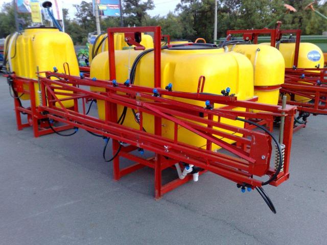 Польское навесное оборудование к тракторам