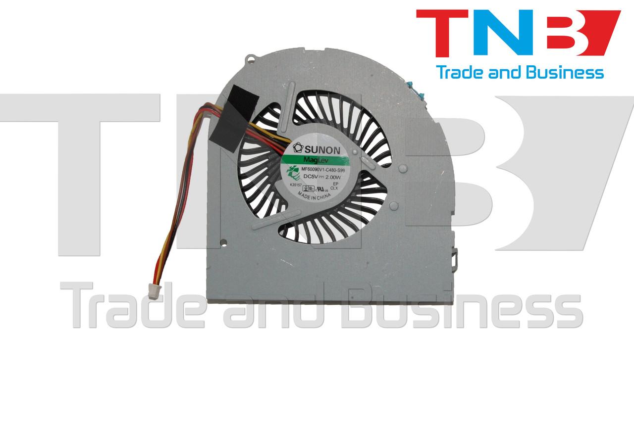 Вентилятор LENOVO Y480 Y480A Y480M Y480N Y480P (MG75150V1-C000-S99 MG60120V1-C160-S99) ОРИГІНАЛ НП