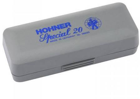 Губная гармоника HOHNER Special 20 C-Major, фото 2