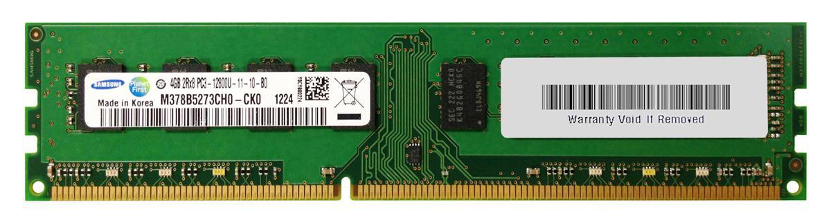 Оперативная память Samsung DDR3 4GB 1600MHz (M378B5273CH0-CK0)