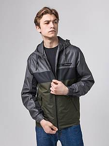"Мужская весенняя куртка Riccardo ""S-3"" RCS-3 хаки"