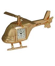 Годинник настільний сувенірний гелікоптер