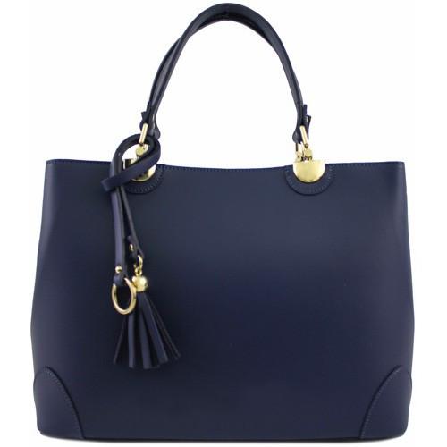 Кожаная женская сумка Грация