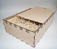 Подарочная деревянная коробка 340*240*100