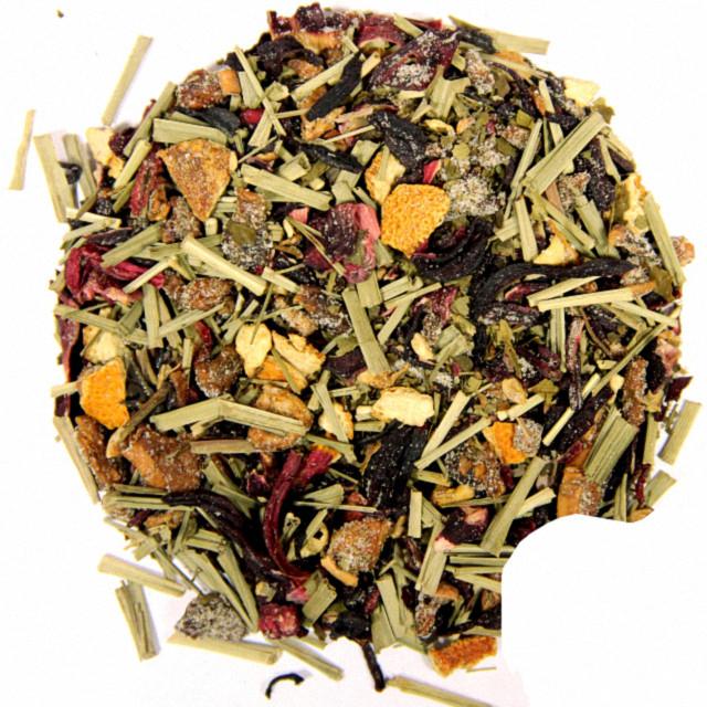 Фруктово-трав'яний чай «Фруктовий мохіто»
