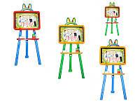 Доска-мольберт для рисования Фламинго