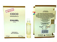 Chanel Coco Mademoiselle - Parfume Oil with pheromon 5ml