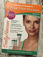 Крем для осветления волос на лице и теле Sally Hansen Creme Hair Bleach, фото 1