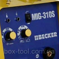 Полуавтомат сварочный Becker MIG-310S (+MMA), фото 3