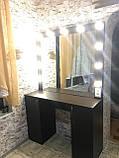 Гримерный стол с зеркалом А150, фото 2