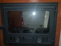 Каминные дверцы KL 22 50,5х50,5