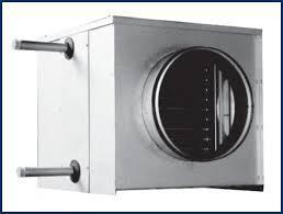 SALDA AVS 400 (водяной нагреватель)