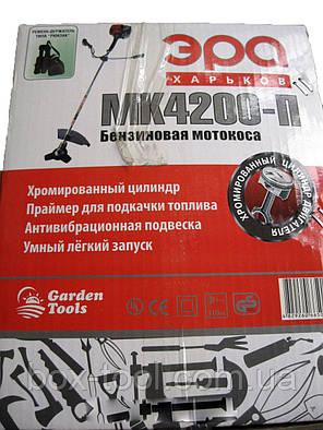 Бензокоса Эра МК4200-П, фото 2